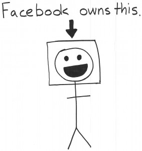 Facebook Owns Your Face
