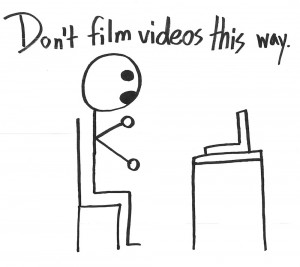 How Not to Film Videos - The Anti-Social Media