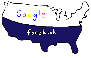 A nation of Google and Facebook - The Anti-Social Media
