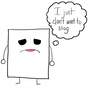 Lazy Blogger - The Anti-Social Media