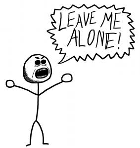 Leave Me Alone - The Anti-Social Media