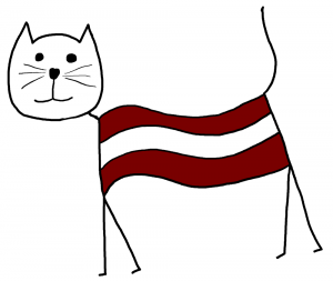 Social Media Bacon Cat