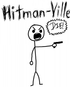 Hitman-ville - The Anti-Social Media