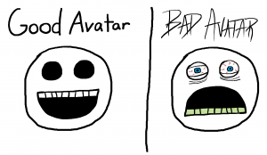 Good Avatar Bad Avatar - The Anti-Social Media