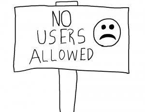 Google Plus No Users - The Anti-Social Media