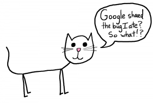 Cats on Google Plus - The Anti-Social Media