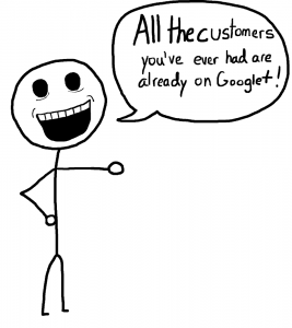 Google Plus Marketers - The Anti-Social Media