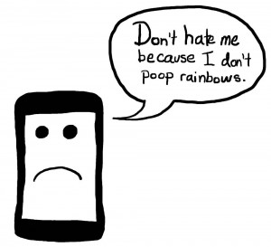 Don't Hate the iPhone 4s - The Anti-Social Media