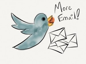 Email your awful Tweets - The Anti-Social Media